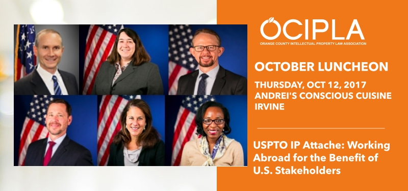 USPTO IP Attache: Working Abroad for the Benefit of U.S. Stakeholders