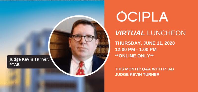 OCIPLA June 2020 Virtual Luncheon